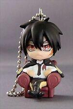Takara Tomy Hitman Reborn Key Chain Mascot Swing Mini Deformed Figure XANXUS