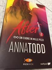 After 2 Un Cuore In Mille Pezzi Copertina Flessibile Poster Anna Todd