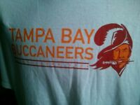 Tampa Bay Buccaneers SGA T-SHIRT NFL Vintage logo