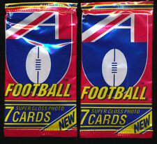 Original Pack AFL & Australian Rules Football Trading Cards