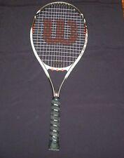 """Wilson Impact Titanium Power Bridge Tennis Racquet, Grip 4 3/8"""" #428"""