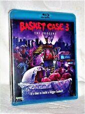 Basket Case 3 (Blu-ray, 1991) NEW Kevin Van Hentenryck Gill Roper Annie Ross