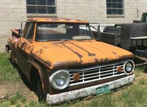 1966 Dodge Step Side Pickup