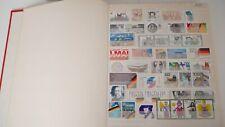 BRD Sammlung 1990-99 komplett sauber postfrisch im Album Mi.: > 1300 EURO