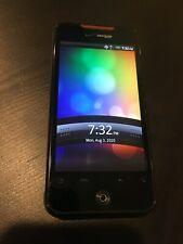 HTC Droid Incredible - Black Verizon Touch Screen Smart Phone