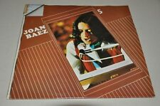 Joan Baez - 5 - Pop 60er - Album Vinyl Schallplatte LP