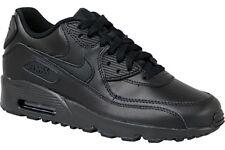Nike Air Max 90 Lea GS 833412-001 Kinder SCHUHE SNEAKERS schwarz