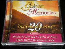 Golden Memories - 20 Viejos Tiempos Favourites - CD ÁLBUM - 1997 - Various