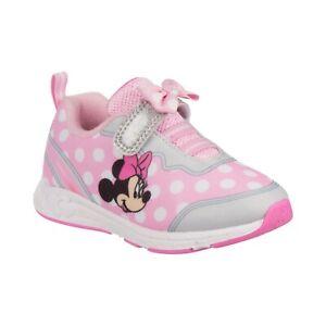Disney Character Shoes Kids' Minnie Mouse Light-up Shoe