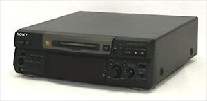 SONY MDS-S38 MD deck MD recorder Good condition with remotecontroller