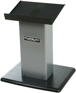 Powerblock Dumbbell Column Stand (Silver) Small, BRAND NEW