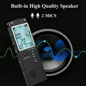 Ghost 16GB EVP Digital Voice Box Recorder Paranormal Spirit Hunting Equipment