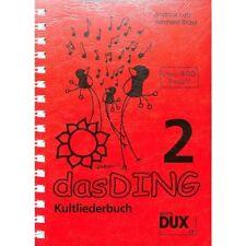 Das Ding Band 2 - Kultliederbuch