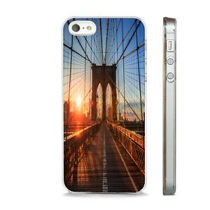 BROOKLYN BRIDGE NEW YORK STUNNING  PHONE CASE COVER FITS All APPLE IPHONE MODELS