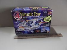 Mr Fantastic's SKY SHUTTLE Fantastic Four 4 Vehicle 1995 ToyBiz