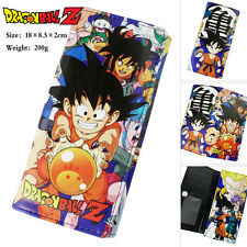 Dragonball Z Anime Manga Geldbörse Geldbeutel 18x8.5x2cm Neu