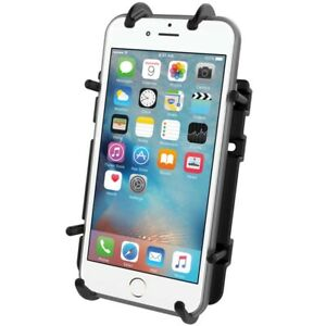 RAM Mount Quick-Grip Spring Loaded Cradle / Holder for Cell Phone  / Smartphone