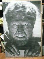 Vintage warewolf 1941 reprint 1970's Monsters Poster 13344