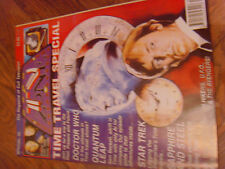 TV Zone Issue Special 6 Time Travel Dr Who, Quantum Leap,(others available)