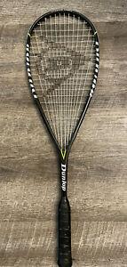 Dunlop Black Max Titanium Squash Racket - Very Good Condition