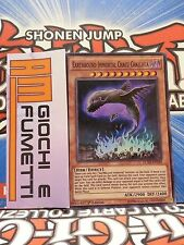 EARTHBUND IMMORTAL CHACU CHALLHUA in inglese RARA SUPER originale KONAMI YUGIOH