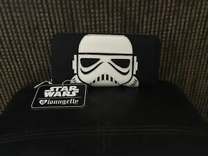 Loungefly Star Wars Stormtrooper Wallet New