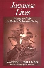 Javanese Lives: Women and Men in Modern Indonesian Society (Paperback or Softbac