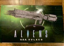 Eaglemoss Aliens and Predator - USS Sulaco Ship (20cm) IN STOCK