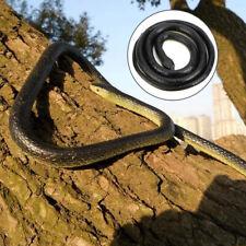 130 cm Schlange Simulation Gummi Tier Figurine Schlange Spielzeug Geschenk BOK