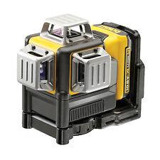 Dewalt DCE089D1G 10.8v 2.0Ah Li-Ion auto-nivelación Multi Line Laser Verde -! nuevo!