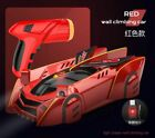 Infrared remote control wall climbing four-wheel drive vehicle rechargeable