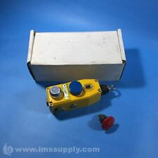 IDEM SAFETY SWITCHES 143067 SAFETY ROPE SWITCH, GLM FNOB