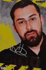 SIDO - Autogrammkarte - Autogramm Fan Sammlung Clippings