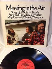 Jim Watson Mike Craver Tommy Thompson LP Meeting in the air 1980 Flying Fish NM