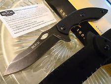 Buck Maverick Hunter Dagger Boot Knife Full Tang G10 Kydex 0877BKS-B 420HC New