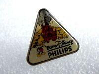 Pin's vintage épinglette collector euro disney PHILIPS Lot DISNEY 103