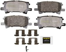 Disc Brake Pad Set-Total Solution Ceramic Brake Pads Rear Monroe CX996