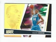 2005-06 Topps Luxury Box 100 #115 Julius Hodge Rookie Nuggets /100