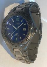 Fossil Titanium Mens Watch TI-5048