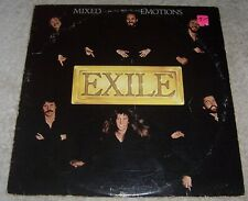 Exile Mixed Emotions LP/ Record