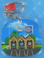 Thomas & Friends Slide Puzzle Keychain Keyring Toy Train Tank Engine Retired New