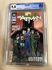Batman 89 Cgc 9.8 1st Cameo Punchline