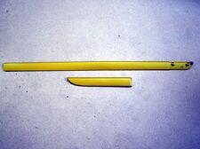 Renault Megane II BANDES DÉCORATIVES Porte droite jaune brillant Neuf 8200073476