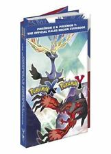 Pokémon X and Pokémon Y : The Official Kalos Region Guidebook Hardcover Book
