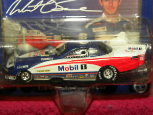 WHIT BAZEMORE  Mobil 1 1995 Dodge Funny Car 1/64 Action Die-cast