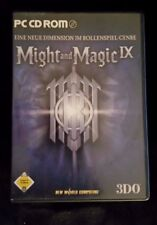 Might And Magic IX (PC, 2002, DVD-Box)