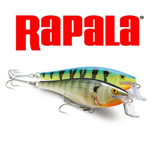 Rapala Super Shad Rap Fishing Lures SSR14 Lots of different colors. 14cm, 45g