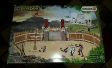 Knights Eldrador Battle Arena by Schleich 42273 Knights Castle Mythology! New!