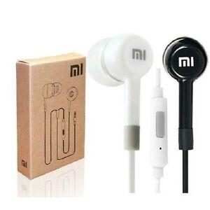 3.5mm Stereo In-Ear Headphone Earphone Headset Earbud Mic For iPhone Samsung HTC