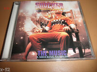 SHOCKER soundtrack SAMPLER cd MEGADETH bonfire IGGY POP dangerous toys
